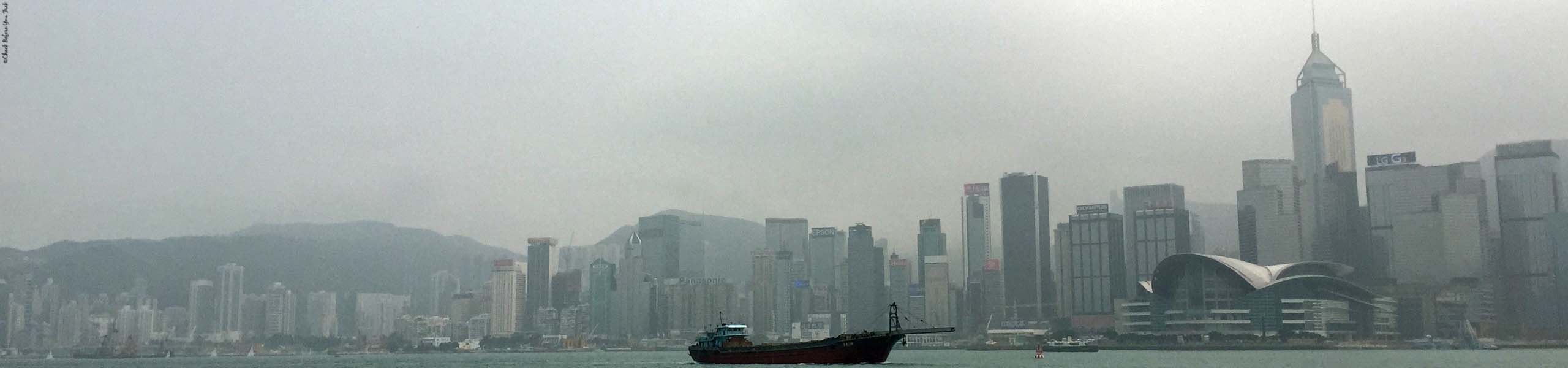 Featured Photo, Victoria Harbour - Hong Kong Island, Hong Kong, China