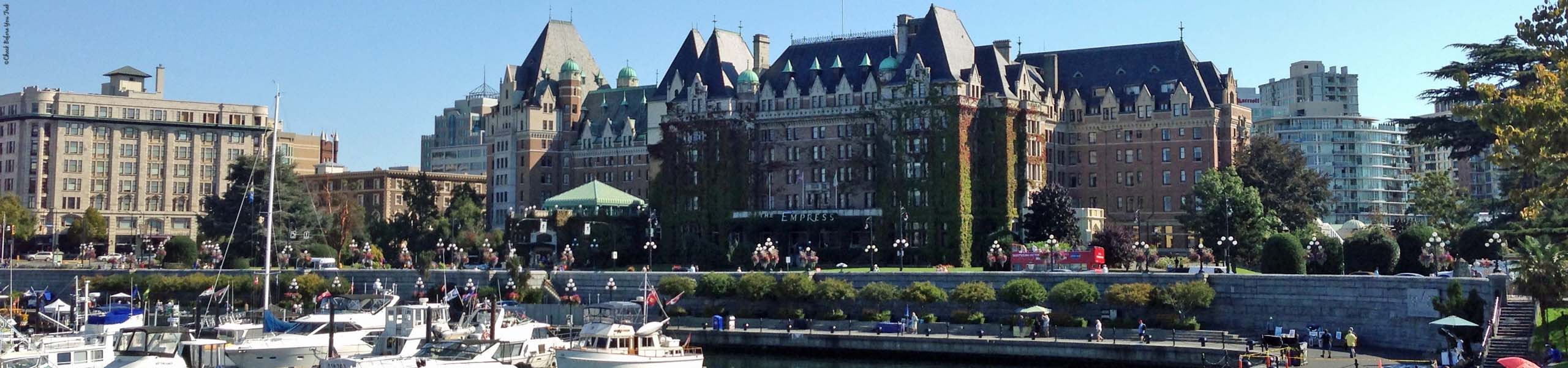 Featured Photo - Fairmont Empress - Victoria, British Columbia, Canada