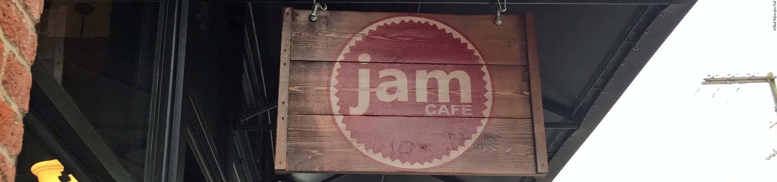 Jam Cafe - Vancouver, British Columbia, Canada